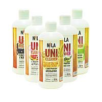 Nila Uni-Cleaner жидкость для снятия и гель-лака 500 мл
