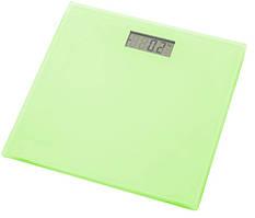 Весы напольные Grunhelm BES-1SG (зеленые)