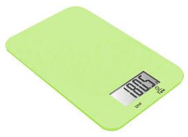 Весы кухонные Grunhelm KES-1RL (лайм)