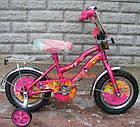 Детский велосипед Mustang Winx 12 дюймов розовый, фото 5