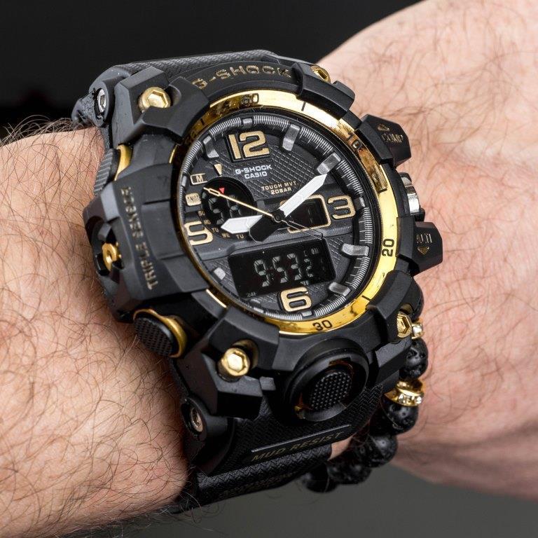 cdf7cb3e Мужские часы Casio G-Shock GWG-1000 Gold : продажа, цена в Харькове ...
