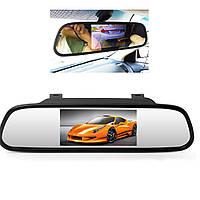Монитор-дисплей зеркало для камеры заднего вида 439B AV 5.0