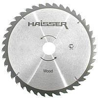 Диск пильный по дереву230х3040 зуб.Haisser