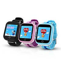 Детские умные часы Q150/TD-10 NEW  SMART BABY WATCH GPS
