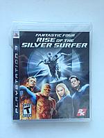 Видео игра Fantastic Four: Riseof the Silver surfer (PS3) 1-4 играка