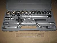 Набор головок и бит 20 ед., квадрат 1/2 CR-V  ARM-B0004