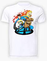 Футболка мужская GeekLand Фантастическая Четверка Fantastic Four TeamFF.01.002