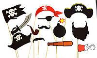 """Набор """"Пиратская"""" 13 предметов"""
