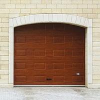Ворота гаражные секционные DoorHan 2000*2800, фото 1