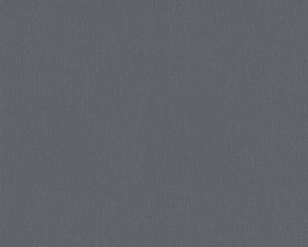 Обои темные, однотонные - графит, флизелиновые 211774.