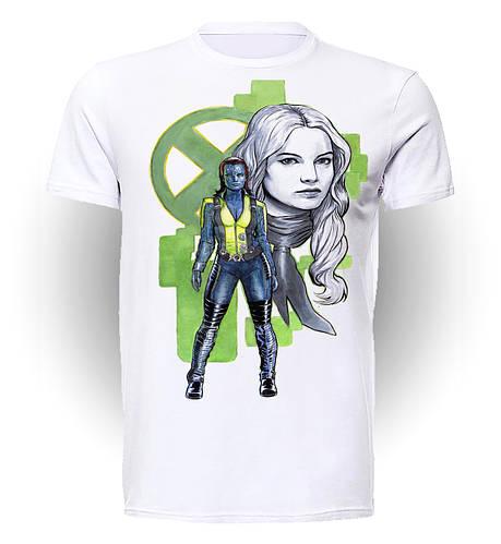 Футболка мужская GeekLand  Люди Икс X-Men Мистик art XM.01.021