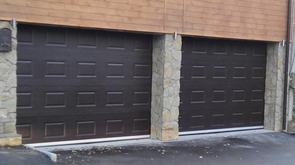 Ворота гаражні DoorHan 2000*2400