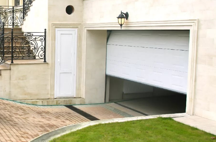 Ворота гаражные DoorHan 2000*3100