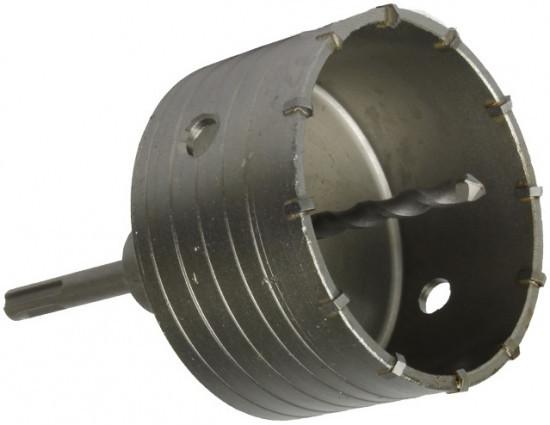 Коронка Werk 100 мм SDS-plus