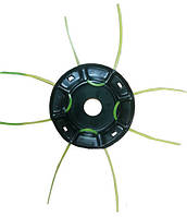 Косильная головка Forte DL-1105 (2.4 мм х 3 м)