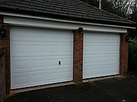 Ворота для гаража секционные DoorHan 2300*2100, фото 1