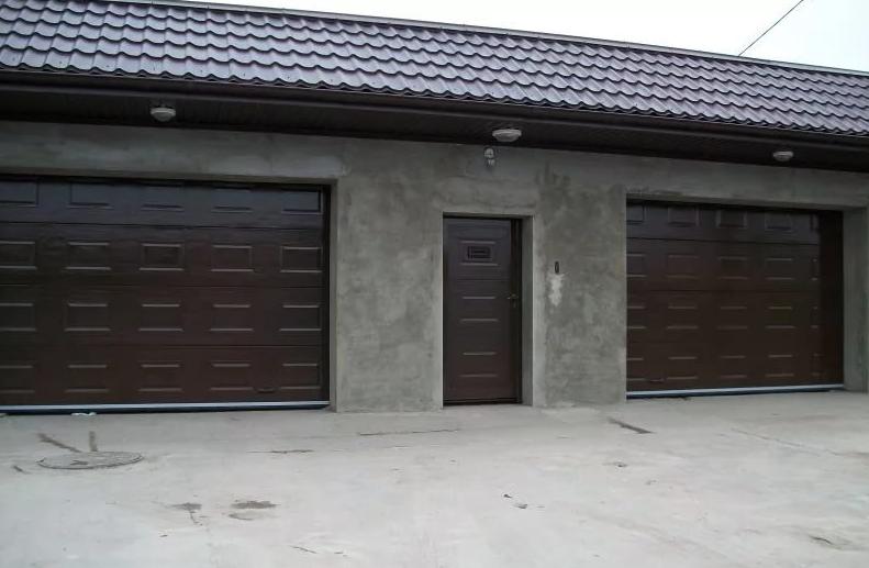 Гаражные ворота DoorHan 2400*1900, фото 1