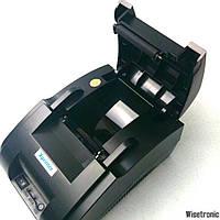 Принтер чеков блютуз pos Термопринтер XP58IIH Bluetooth , фото 1