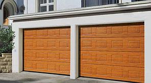 Автоматические секционные ворота для гаража DoorHan 2000*2000