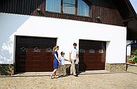 Ворота автоматические гаражные DoorHan 6000*3000