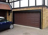 Гаражные секционные ворота DoorHan 5900*3000