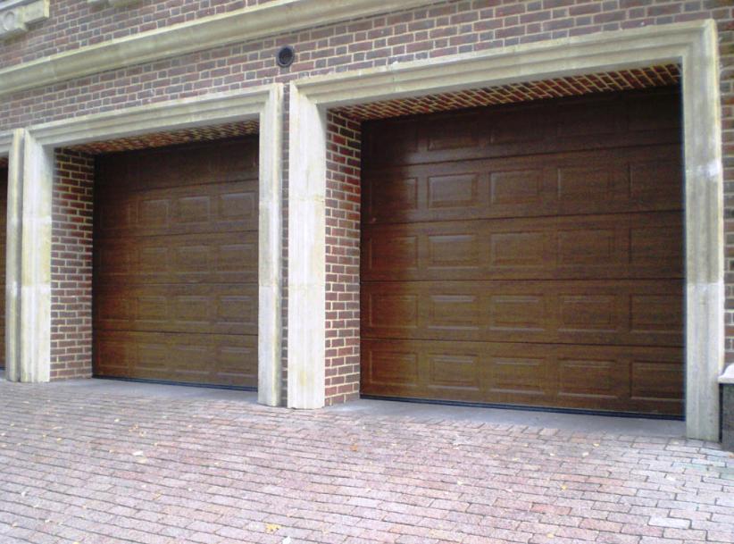 Гаражные ворота DoorHan 5900*3100