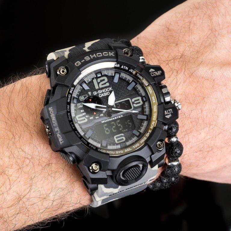 f138d71a Мужские часы Casio G-Shock GWG-1000 COMO strap: продажа, цена в ...