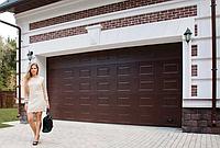 Ворота гаражные автоматические DoorHan 6000*2900, фото 1