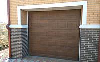 Гаражные ворота DoorHan 5700*2900