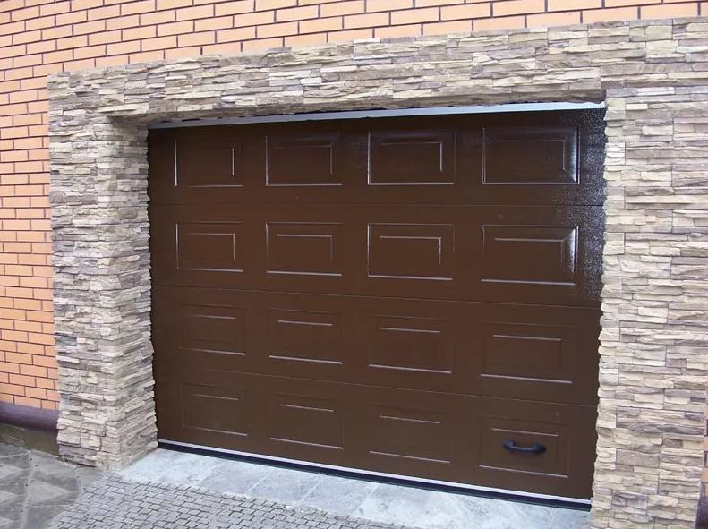Гаражные ворота DoorHan 5700*2800