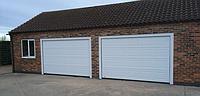 Секционные ворота для гаража DoorHan 5500*3000