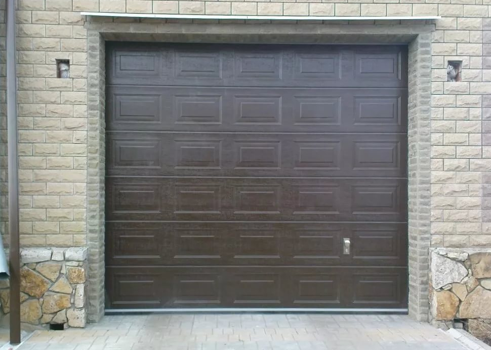 Гаражные ворота DoorHan 5800*2800