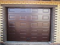 Секционные ворота DoorHan 6000*2500