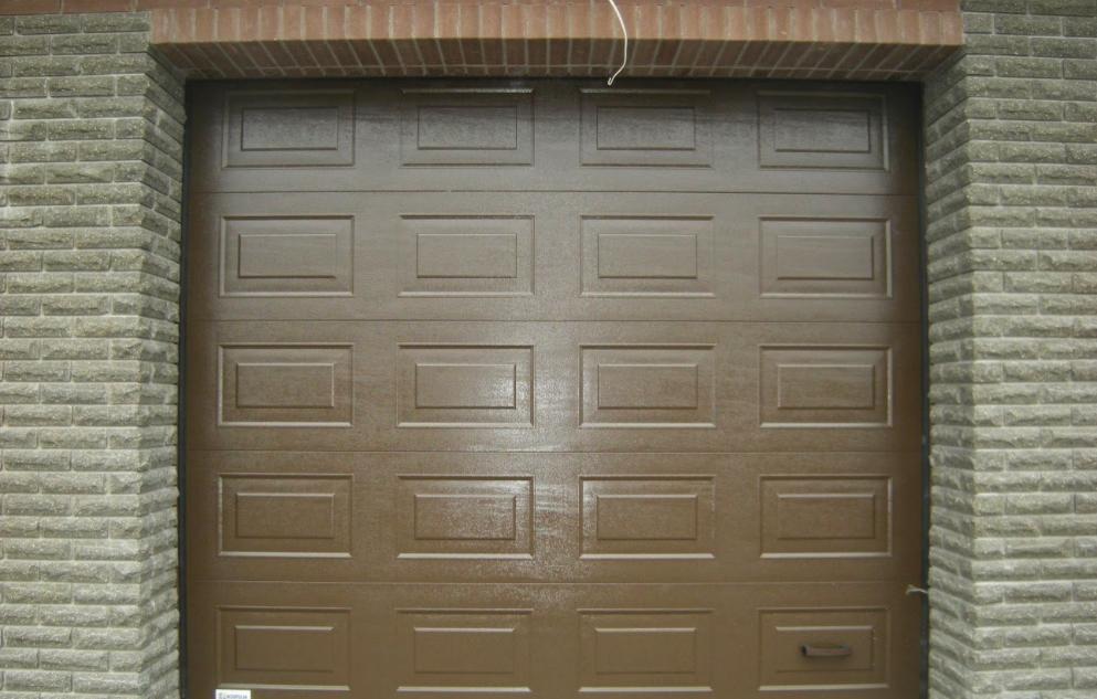 Ворота гаражные DoorHan 6000*2100