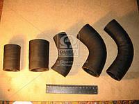 Патрубок радиатора УАЗ (дв.100 л.с.) 5шт. (пр-во г.Волжский) 451-1303000-10