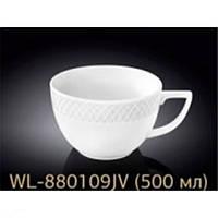 Набор чайный джамбо 500 мл Wilmax Julia Vysotskaya Color -2 пр.