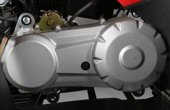 Квадроцикл Kayo AU200-2 200CC Двигатель