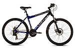 """Горный велосипед CORRADO FORTUN MTB 26"""", 18""""   Синий/Черный"""