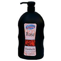 Жидкое мыло Gallus Rose (роза)1 л с дозатором