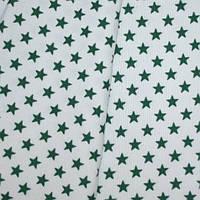 Шторы звезды зеленые