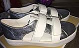 Сникерсы MICHAEL Michael Kors Beckett Sneaker, 8,5 размер (25 см по стельке), фото 3