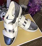 Сникерсы MICHAEL Michael Kors Beckett Sneaker, 8,5 размер (25 см по стельке), фото 2