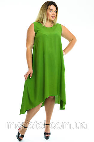 Женское летнее платье 8017-6, фото 2