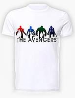 Футболка мужская GeekLand Мстители Avengers The AvengersA.01.001
