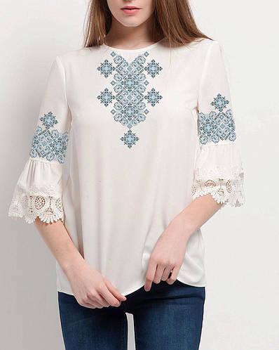 Заготовки жіночих вишиванок — купити заготовку для вишивки бісером жіноча  сорочка  ac92c33d3c220