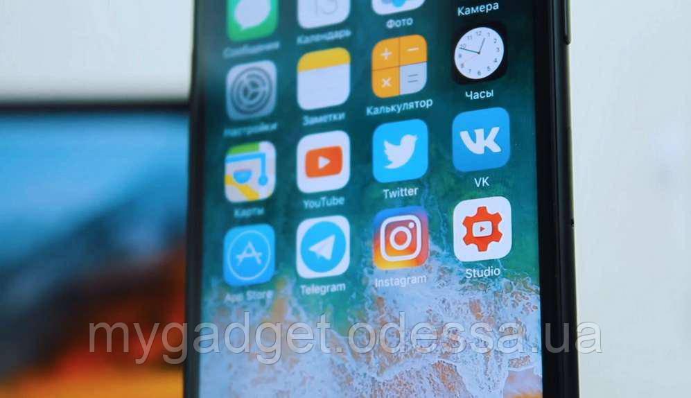 Копия iPhone 7 128GB 8 ЯДЕР + ПОДАРОК! НОВЫЙ ЗАВОЗ!