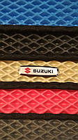 Автоковрики в салон SUZUKI GRAND VITARA c 2005- c ячейками из материала ЭВА