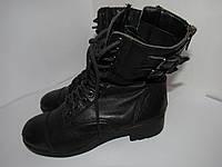 5TH AVENUE_Германия, кожа, стильные ботинки 37р ст.24см H94