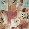 Флок мебельный мокрый Флок антикоготь сублимация лето