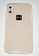 Силиконовый чехол для Apple iPhone X